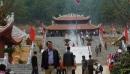 Lễ đầu xuân đền thờ Chu Văn An (3 Tết - 2008)