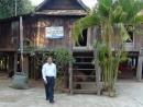 Ngôi nhà cổ Tây Nguyên con gái Ama Kông đang ở